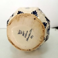 "Порцеланова ваза ""Блу Делфт"""