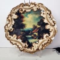 Старинна чиния за стена