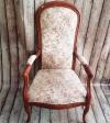 Кресло барок голямо