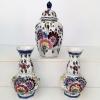 """Сет вази """"Delft polychrome"""""""