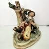 """Статуетка """"Пътуващият музикант"""""""