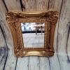 Стенно огледало в богата рамка